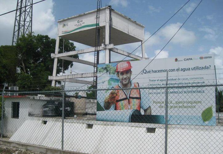Capa valora plan de reforzamiento a infraestructura en 16 poblados. (Javier Ortiz/SIPSE)