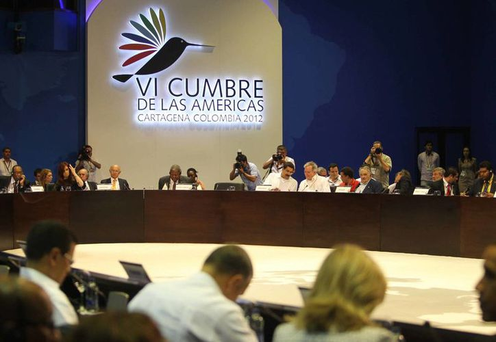 En la Cumbre de las Américas de 2012 'se pasó mucho tiempo hablando de Cuba'. (EFE/Archivo)