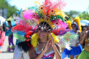 Carnaval Mérida 2014: Fotos del Domingo de Bachata