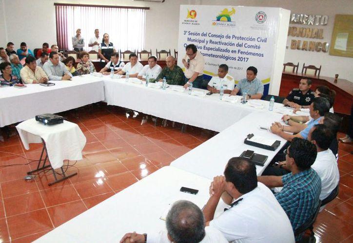 Los municipios de Felipe Carrillo Puerto y Othón P. Blanco cuentan con el mayor número de refugios. (Joel Zamora/SIPSE)