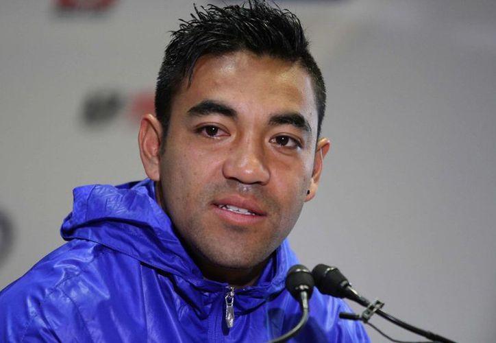 Marco Fabián no había sido llamado a selección mayor desde que Miguel Herrera asumió el cargo a finales del año pasado. (SIPSE/Archivo)