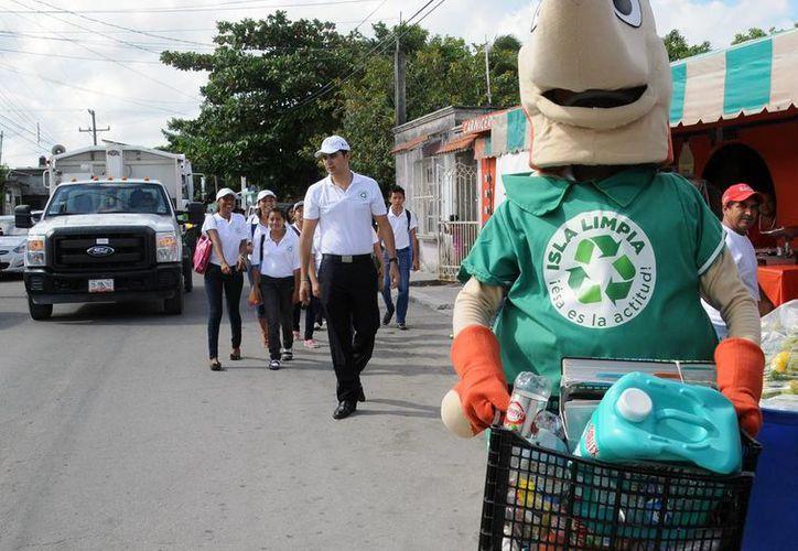 """El personaje de """"Pepe El Pizote"""" es un elemento importante para la comunidad infantil. (Cortesía/SIPSE)"""