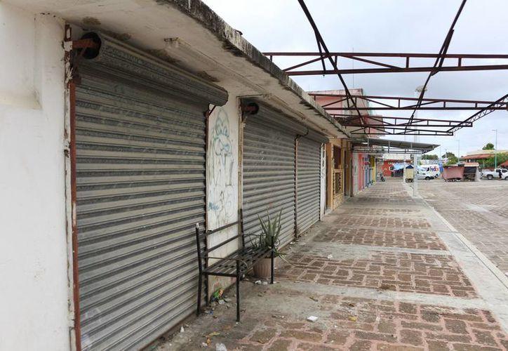 Empresarios del sur del estado piden audiencia al Gobierno del Estado para pedirles apoyo. (Claudia Martín/SIPSE)