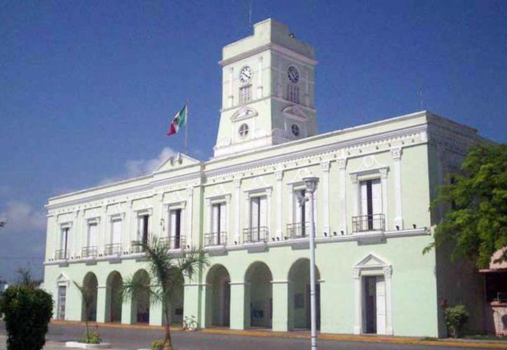 Se informó que cuatro municipios de Yucatán posiblemente obtengan alguna distinción a nivel nacional, entre ellos están Tizimín, Valladolid, Progreso y Umán. Imagen del Ayuntamiento de Progreso. (Milenio Novedades)