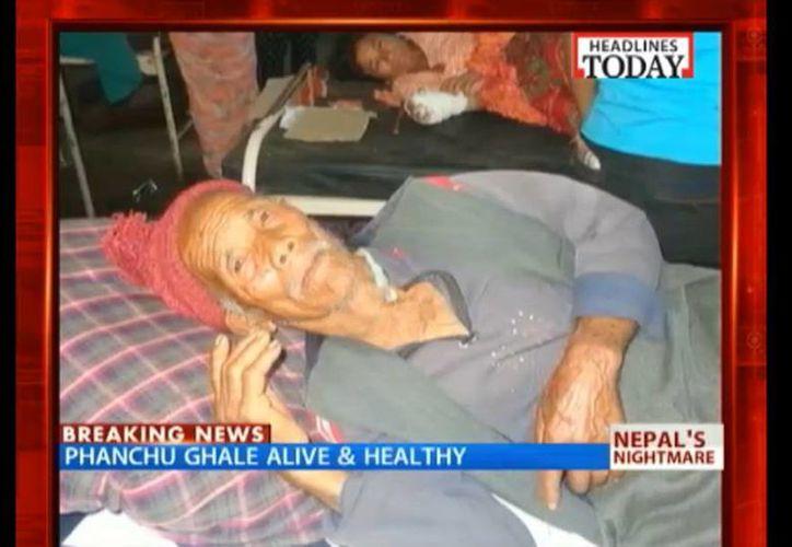Varios medios han especulado sobre la edad de Fanchu Ghale. (indiatoday.intoday.in)