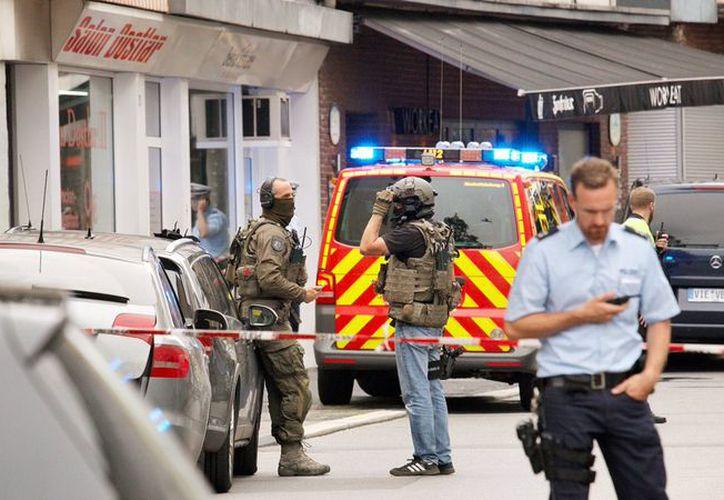 Hasta el momento se desconoce el motivo del ataque, la policía busca a los sospechosos. (RT)