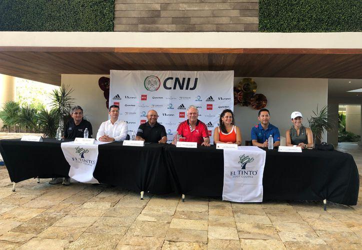 Dirigentes alzaron el telón LXIX Campeonato Nacional y de la XXIII edición Internacional 2019 del Golf