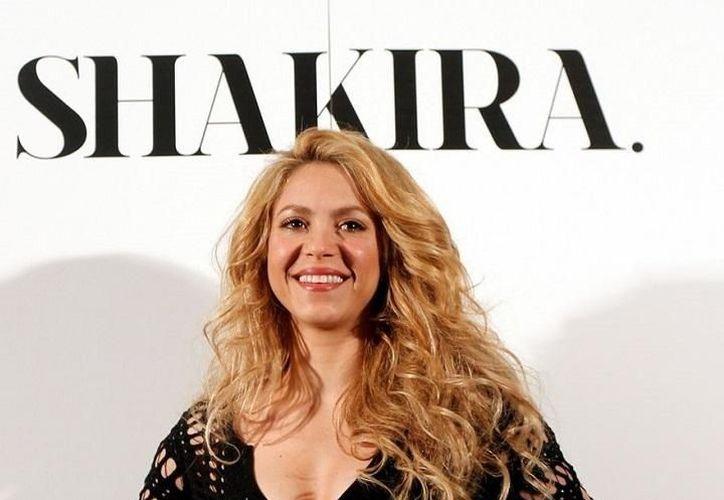 Shakira enterneció a sus miles de fans de Instagram con una foto de sus hijos, MIlan y Sasha. (Ap)
