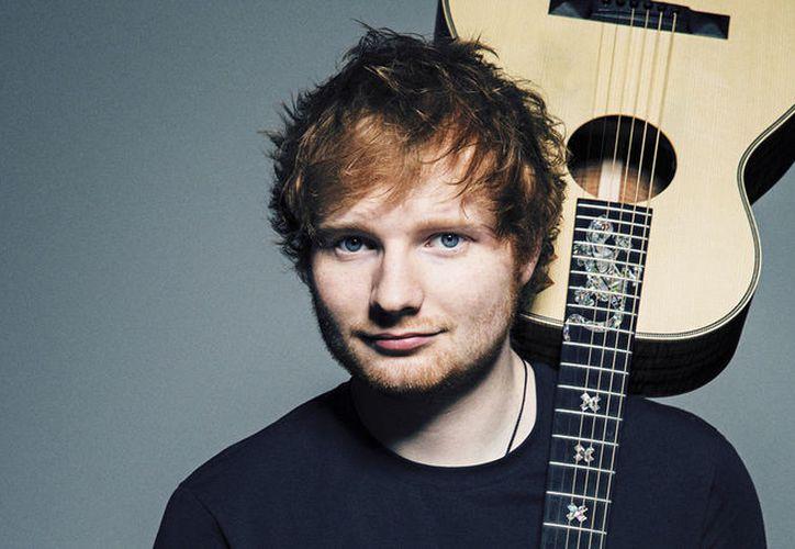 Ed Sheeran es uno de los artistas más escuchados en Spotify. (Contexto/Internet).