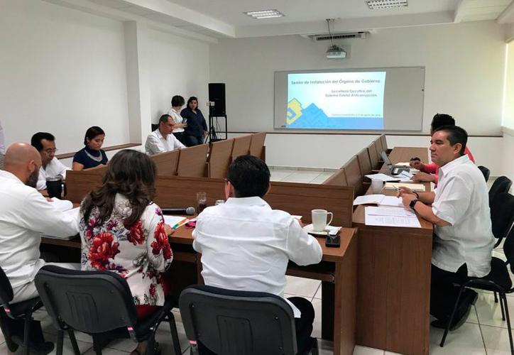 Los trámites burocráticos han frenado la entrega de recursos al sistema anticorrupción. (Paola Chiomante/SIPSE)