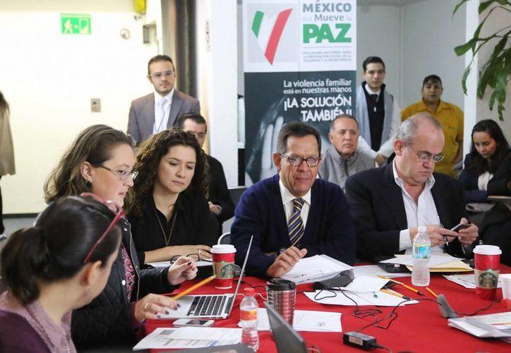 El primer estado en realizar su diagnóstico de seguridad con la Secretaría de Gobernación es Colima. (Notimex)
