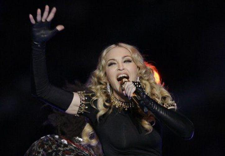 La Reina del Pop se presentó en la Arena American Airlines (AAA). (Archivo AP)