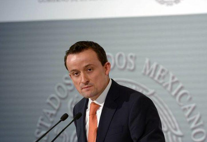 Mikel Arriola, titular de Cofepris, dijo que la dependencia incrementó el número de fármacos de circulación ilegal decomisados. (Notimex/Archivo)