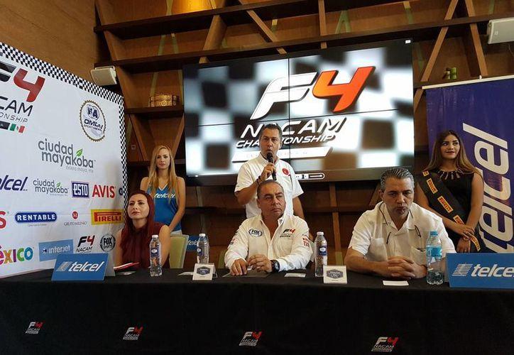 Los organizadores de la carrera dieron a conocer que la pista puede ser sede de las competencias de Nascar y hasta del Moto GP.(Milenio Novedades)