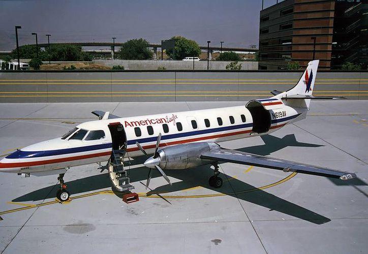 El avión llevaba mercancía, pero todavía se investiga la naturaleza de esos bienes. (Foto de contexto/wikipedia.org)