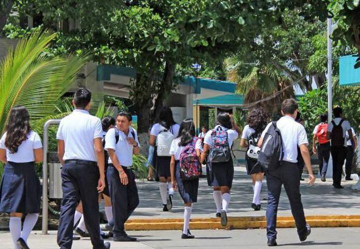 El 15 por ciento de la demanda en nivel superior lo cubren las escuelas privadas. (Milenio Novedades)