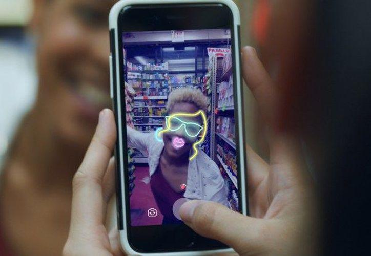 La cámara de Facebook crea GIFs animados de pocos segundos. (Foto: Contexto/Internet)