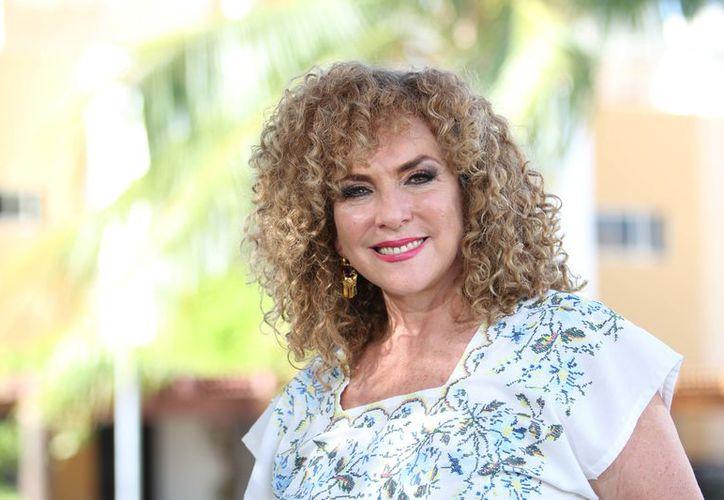 La senadora Luz María Beristain presentó la iniciativa de Manejo Basado en Derechos, en el Senado de la República. (Redacción/SIPSE)