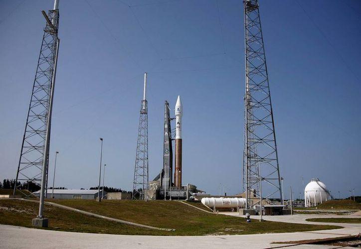 El cohete, de 57.3 metros de altura, despegará desde Florida este lunes a las 18:28 horas. (EFE/Archivo)