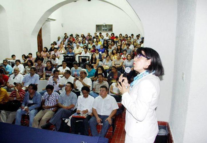 María Dolores Franco Delgado,  exsubdirectora de Patrimonio Cultural del Ayuntamiento de Mérida. (Milenio Novedades)