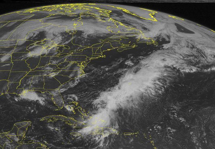 Se estima que en las próximas horas, el huracán Cristóbal aumente su velocidad de traslación. (AP)
