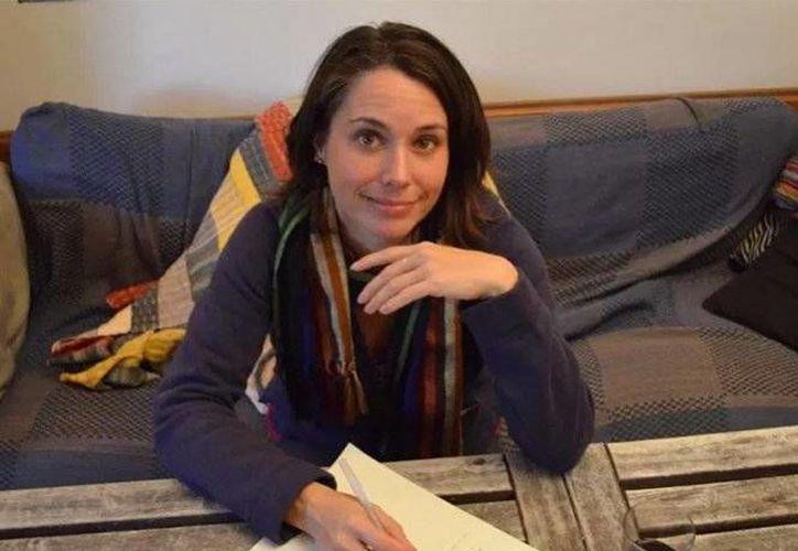 La actriz que formó parte del elenco de la película 'Step Up',fue encontrada muerta tras estar desaparecida por varios días.(Foto tomada de Facebook/la actriz Tricia McCauley)