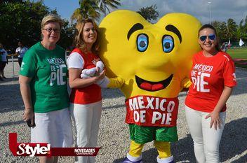 Yogatón 2018 Cancún a beneficio de instituciones