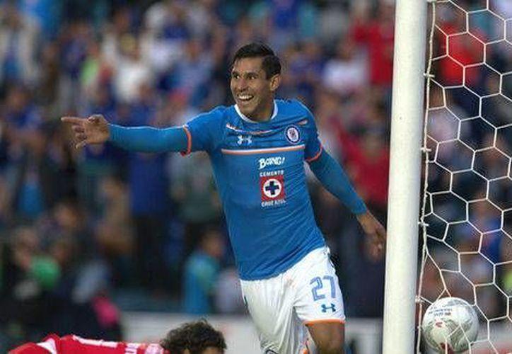 Jorge Benítez se perderá la jornada 12 tras sufrir una lesión con la selección de Paraguay en la eliminatoria mundialista. (Notimex)
