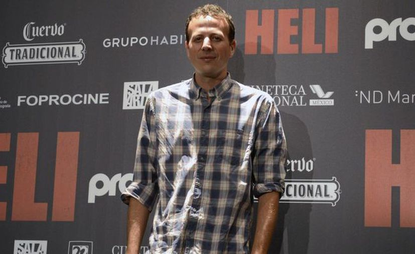 El realizador mexicano Amat Escalante competirá en el Festival de Cine de Venecia con 'La región salvaje'. (cinefila.mx)