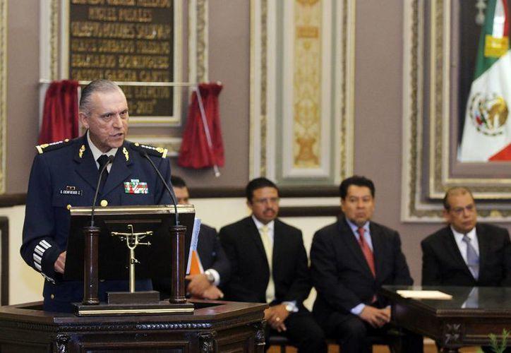 Salvador Cienfuegos Zepeda aseguró que el Ejército no quiere generar noticias negativas en el país. (Archivo/Notimex)