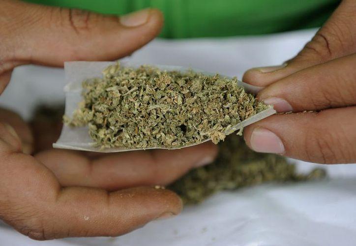 Ni una de las iglesias está registrada en los puntos de venta de marihuana medicinal autorizados. (Foto: Contexto)