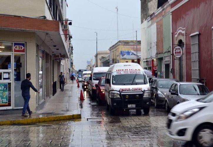 Se esperan lluvias al ingreso del nuevo frente frío en la Península. (Archivo/SIPSE)