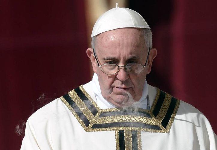 Es la segunda vez que Francisco cancela una aparición pública por enfermedad en el año desde que es Papa. (Agencias/Archivo)