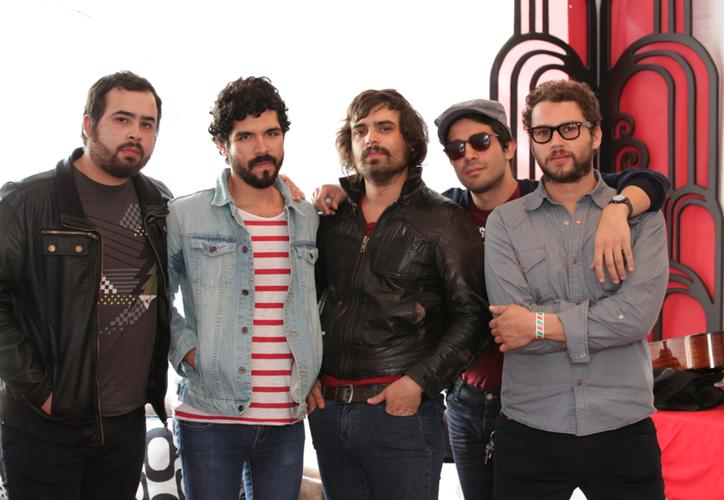 """El estelar lo ocupa la banda de rock contemporáneo """"Enjambre"""", originaria de Fresnillo, Zacatecas. (SIPSE)"""