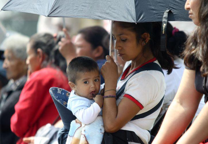 De acuerdo con el Inegi, en Q. Roo 7.8% de las adolescentes de 12 a 19 años ya son madres. (Animal Político)