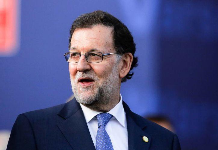 Mariano Rajoy busca apoyos parlamentarios para poder reelegirse. (Agencais)