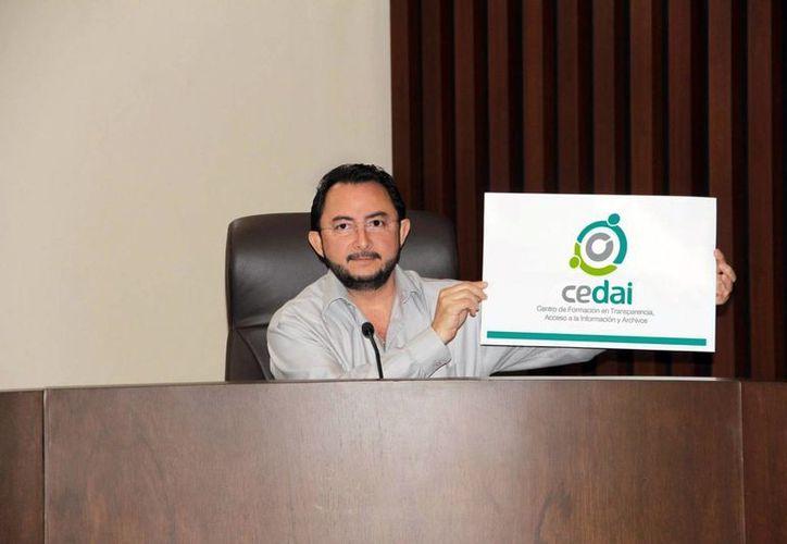 El Consejo del Inaip aprobó el logo del Cedai. Este centro es el primero a nivel regional y pone a la vanguardia al instituto en la materia. (Milenio Novedades)