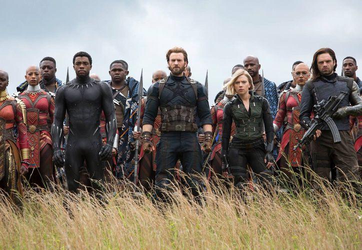 Todos los superhéroes de Marvel se enfrentarán contra Thanos. (Foto: Twitter)