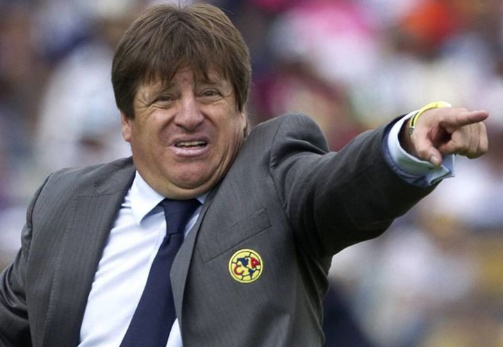 """El """"Piojo"""" Herrera tendrá que obrar milagros en muy poco tiempo para que el 'Tri' retome el rumbo. (Agencias)"""