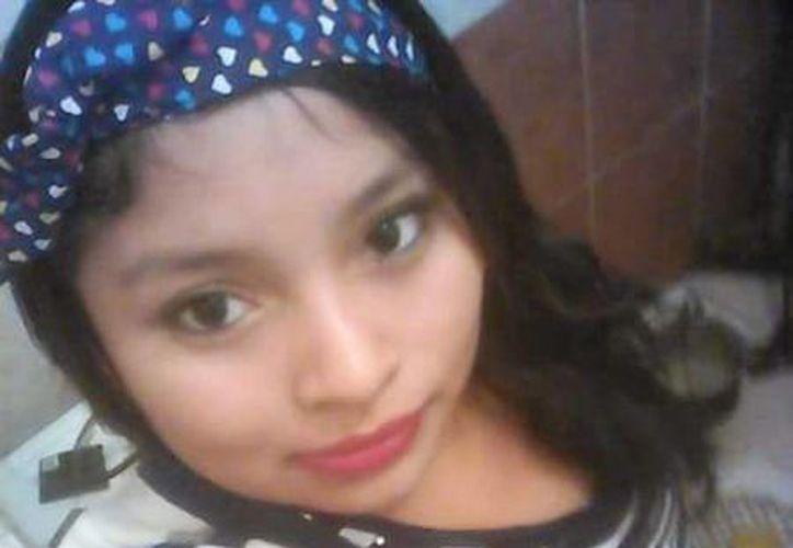 Blanca Arely Aké Yam salió de su casa, en la colonia Cuauhtémoc de Kanasín, desde el pasado domingo  y hasta el momento se desconoce su paradero. (SIPSE)