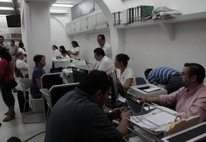 Preparan un nuevo formato de registro, que refleje la realidad del régimen condominal. (Redacción/SIPSE)