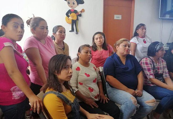 En una reunión en la que estuvieron algunas de las madres afectadas, dijeron a Novedades Yucatán cuál es la situación por la que atraviesan.
