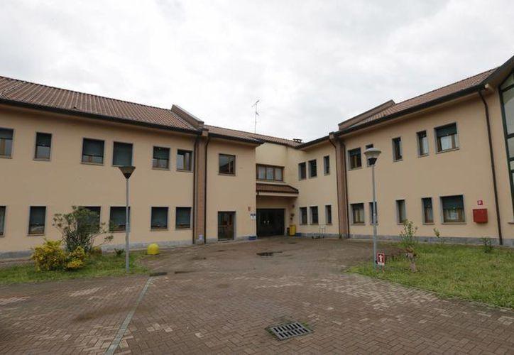 Apartamento de San Pietro de la Fundación Sagrada Familia donde Berlusconi cumplirá su pena de realizar trabajos sociales. (Agencias)
