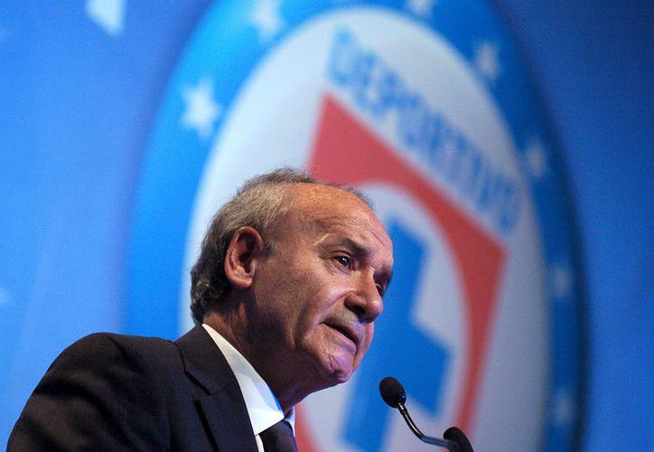 Guillermo Álvarez, presidente del equipo, aclaró que los resultados se podrán ver de manera inmediata. (Foto: Proceso).