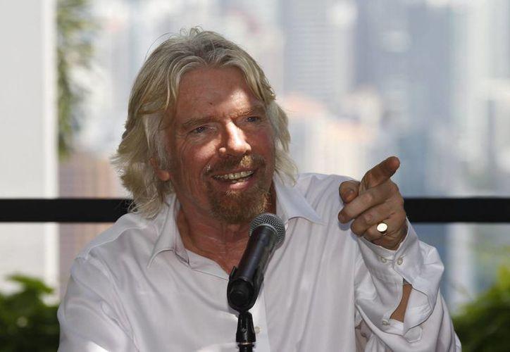 Richard Branson ha dicho que su primer vuelo se produciría este año, aunque no ha dado una fecha concreta. (Archivo/EFE)