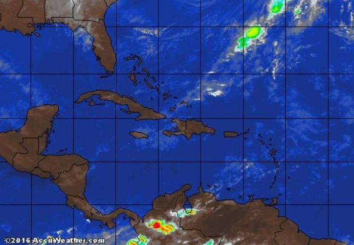Este domingo será caluroso con cielo parcialmente nublado en Quintana Roo. (trayectoriadelhuracan)