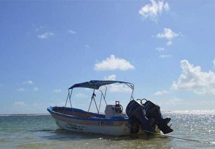 Uno de los pescadores logró salir de la selva y regresar al pueblo por ayuda. (Foto: Redacción/SIPSE)