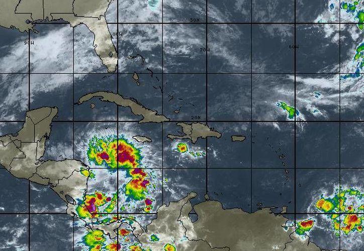 En Cancún y Chetumal se espera una mañana soleada. (Intellicast)