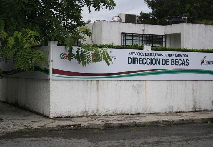 La SEyC gestiona con la Secretaría de Finanzas y Planeación la liberación de los recursos económicos. (Harold Alcocer/SIPSE)
