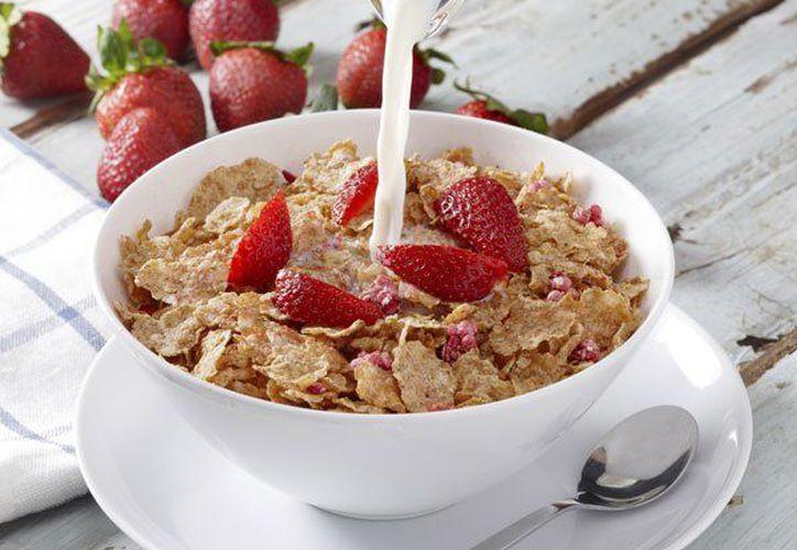 Se analizaron 45 cereales,  y se determinó que todos menos dos tenían rastros de glifosato. (Contexto)